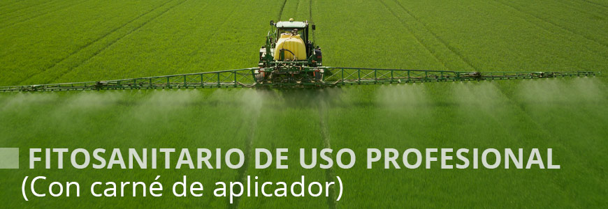 Insecticidas (uso profesional)